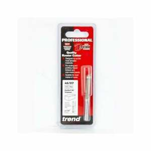 """TREND Professional TCT Router Cutter - 47/07 1/4"""" Shank - 47/07X1/4TC - 6.3mm"""