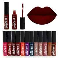 de longue durée liquide cosmétique trousse de maquillage rouge à lèvres gloss