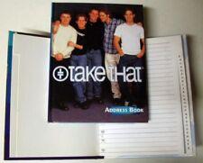 TAKE THAT - Rubrica Address Book  NEW