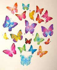 Nursery Childrens Kids Girls Bedroom Butterfly Wall Stickers Stickarounds Decals