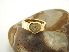 Chopard Echtschmuck aus Gelbgold mit Diamant-Hauptstein für Damen