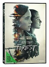 Into the Forest (Ellen Page, Evan Rachel Wood) DVD NEU + OVP!