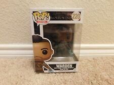 Brand new in the box Funko Pop Games Morrowind #220 Warden vinyl figure
