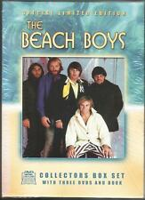 The Beach Boys Collectors Box Set 3 DVD & Book New 1988 Made In EU Region E dts