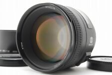 【B- Good】 MINOLTA AF 85mm f/1.4 G Lens Sony Minolta Alpha Mount From JAPAN R3427