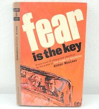 Fear Is The Key By Alistair MacLean (1963) Paperback