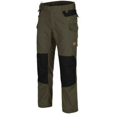 Helikon-Tex Pilgrim Pants - Taiga Green / Black DuraCanvas Bushcraft Outdoor