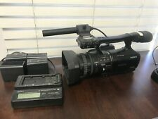 Sony Hvr-V1U Camcorder Digital Hd Video Camera Recorder Hdv 1080i/miniDv