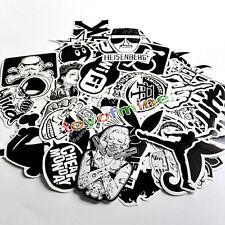 Skateboard Sticker Lot 60pcs Skateboard Vinyl Sticker Skate Graffiti Laptop Car