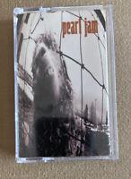 PEARL JAM!! SELF TITLED!! ORIG. 1993 CASSETTE!! ALTERNATIVE/ GRUNGE