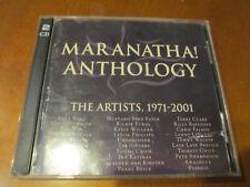 Maranatha Anthology ( 2 Cd set ) 1971-2001