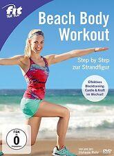 FIT FOR FUN - BEACH BODY WORKOUT (STEFANIE ROHR/OLIVIA HESS)  DVD NEU