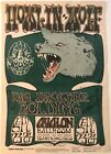 Original First Print Big Brother Family Dog SF Concert Poster FD-27 Mouse Kelley