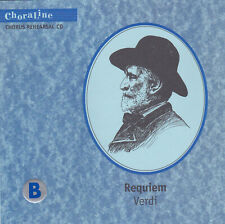 Choraline - Chorus Rehearsal CD - Verdi Requiem - 2002