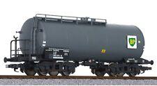 """HS Liliput L235984   Kesselwagen """"BP""""   DB mit L939980 Schienen-Reinigungs-Set"""
