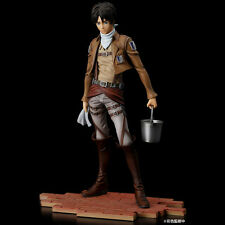 Sentinel Brave Act Attack on Titan Eren Yeager 1/8 Figure O-Souji Cleaning Ver