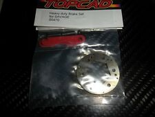TOPCAD 50470 frein ventilé HPI SAVAGE 21 / 25