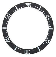 CERAMIC BEZEL INSERT FOR ROLEX SEA DWELLER DEEPSEA116660 ENGRAVED # TOP QUALITY