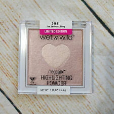 *NEW* Wet N Wild The Sweetest Bling Megaglo Highlighting Powder Highlighter