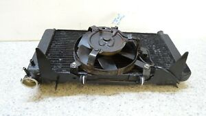 RADIATOR & FAN HONDA CBR 900 RR 1992 - 1999