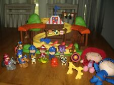 EUC Fisher Price Mattel Mike The Knight Klip Klop Arena Playset with EXTRAS