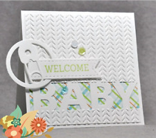 Baby Letters Metal Cutting Dies Stencil Scrapbooking Embossing Paper Card Craft
