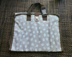NWOT Thirty One Timeless Beauty Bag Lotsa Dots