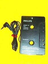 Philips AY-3501 Casette Adapter for Cellphone MP3 iPod to Car Radio Stereo Deck