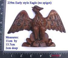 239 M medio precoce Aquila di stile per Vienna Regolatore Orologio Custodia/fai da te