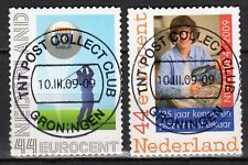 Netherlands - 2009 Personalized stamps - Mi. 2647-48 VFU