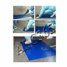 Sticky Mat Contamination Laboratory Clean Room Blue10 mats 300 Sheet Tacky Vinyl