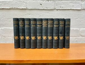 Collection of 10 Classic Novels by The Daily Express 1933