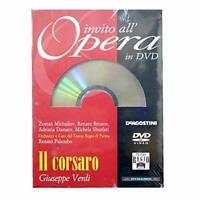 Il corsaro - Invito all'Opera in DVD - Deagostini DL007910
