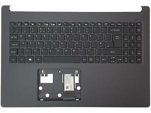 Acer A515-54 {A515-54G} Palmrest Touchpad Cover Keyboard UK Black 6B.HDEN7.061