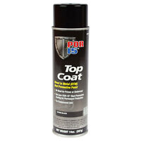 POR 15 Top Coat Black Gloss DTM Aerosol Rust Preventive Paint Spray Can 45818