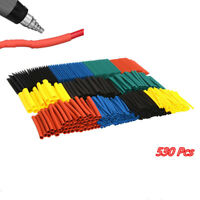 Car Wire Cable Sleeve Heat Shrink Tubing Insulation Shrinkable Connectors Tube