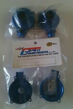VERY RARE 2 GPM SUP40 FRONT and REAR GEARBOX DIFF CASE KYOSHO SUPERTEN.FW03.FW04