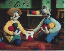 Anne Reid Signed Photo - Wallace and Gromit - B787