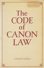 The Code of Canon Law in English Translation - Canon Law Society of Great Bri...