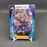 2020-21 Panini NBA Hoops Rudy Gobert Teal Explosion Parallel #182 Utah Jazz🔥PWE