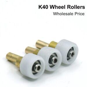 K40 Part Head Mount Carriage Wheel Door Rollers Set Laser Engraver Cutting Mcn