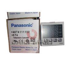 Brand New PANASONIC KT4 AKT4111100 High Process & Heating Temperature Controller