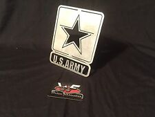 """US Army Hitch Cover - 1/8"""" Steel - United States Army Custom Tow Receiver"""