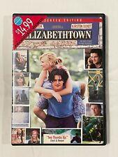 Elizabethtown (Dvd, 2005, Widescreen) Orlando Bloom, Kirsten Dunst
