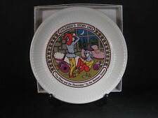 Wedgwood 1983 Children's Stories The Elves And The Shoemaker Plate