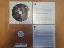 Original Apple Mac OS X Leopard 10.5 CPU Drop-In DVD