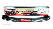 PROTECTOR REAR BUMPER SILL TAILGATE COVER FIT ISUZU MU-X MUX 2012-2015 SUV