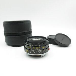 Für Leica M Leitz Canada Summicron-M 1:2/35 Objektiv lens