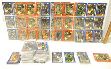 1991 Impel Trading Cards National Safe Kids Campaign Marvel Comics Spiderman +