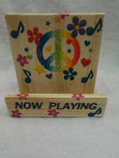 HANDMADE  -  ''NOW PLAYING STAND''